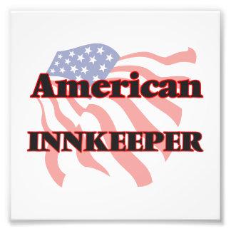 American Innkeeper Photo Print