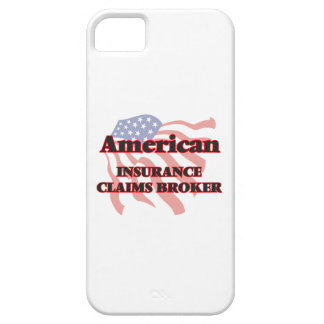 American Insurance Claims Broker iPhone 5 Cover