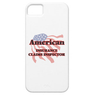 American Insurance Claims Inspector iPhone 5 Case