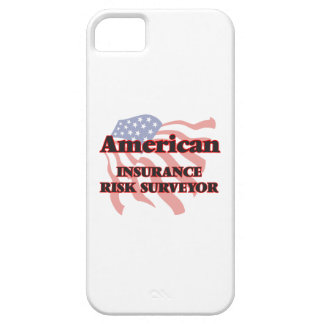 American Insurance Risk Surveyor iPhone 5 Cover