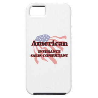 American Insurance Sales Consultant iPhone 5 Case