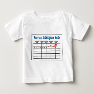 AMERICAN INTELLIGENCE SCALE2 BABY T-Shirt