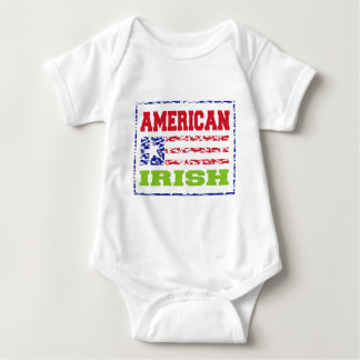 American Irish Baby Bodysuit