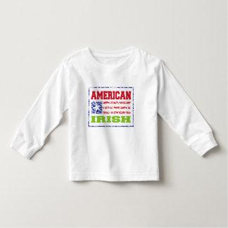 American Irish Toddler T-shirt