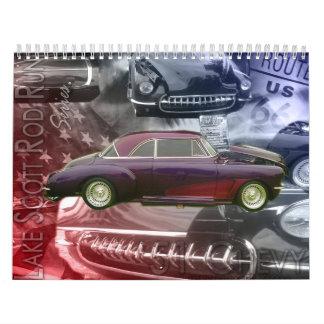 American Iron Calendar