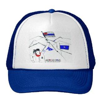AMERICAN ISRAEL MESH HATS