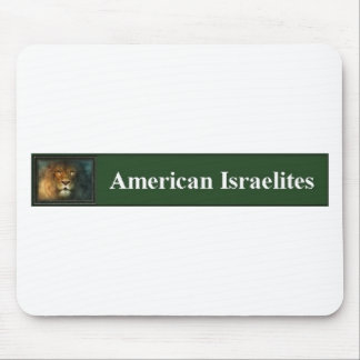 AMERICAN ISRAELITE MOUSE MAT