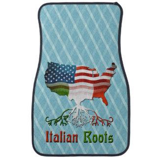 American Italian Roots Floor Mat