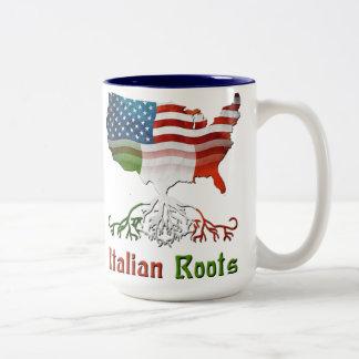 American Italian Roots Mug
