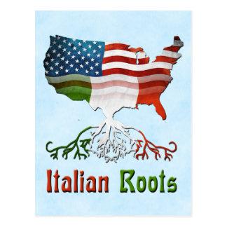 American Italian Roots Postcards