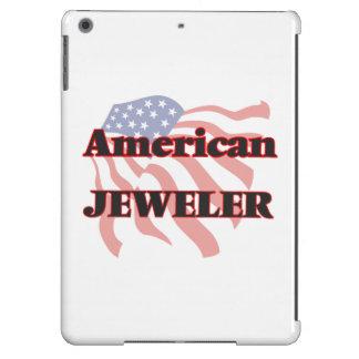 American Jeweler iPad Air Cover