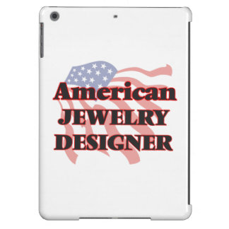American Jewelry Designer Case For iPad Air