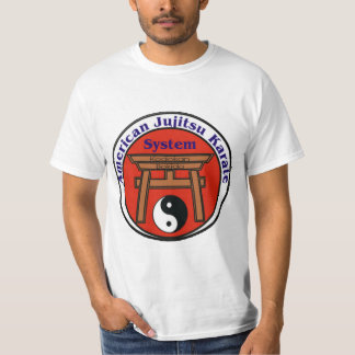 American Jujitsu Karate T-Shirt