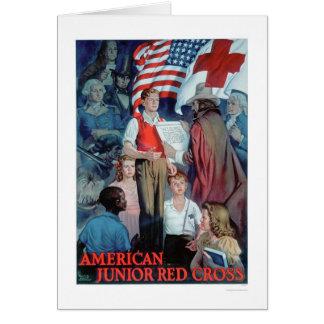 American Junior Red Cross (US00335) Card