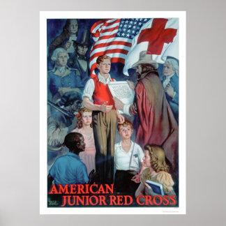 American Junior Red Cross US00335 Print