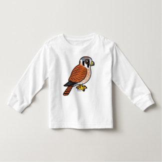 American Kestrel female Toddler T-shirt