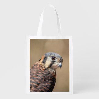 American Kestrel Grocery Bag