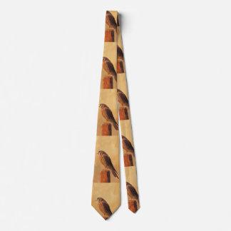 American Kestrel Neck Tie