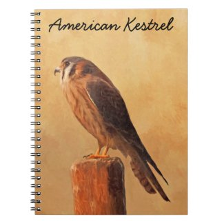 American Kestrel Notebook