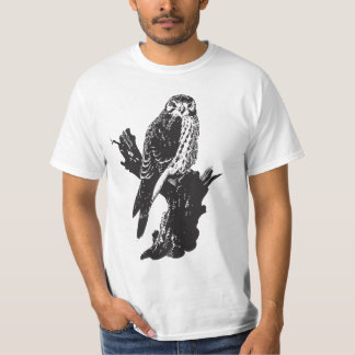 American Kestrel Sketch T-Shirt