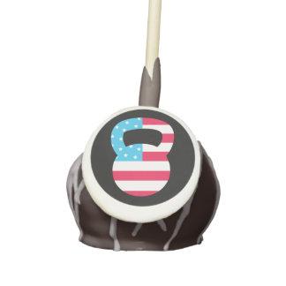 American Kettlebell - Cross training workout Cake Pops