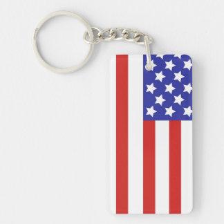 American Key Chain