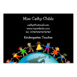 American Kids, Large Business Card