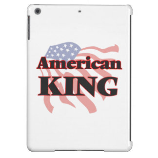 American King Case For iPad Air