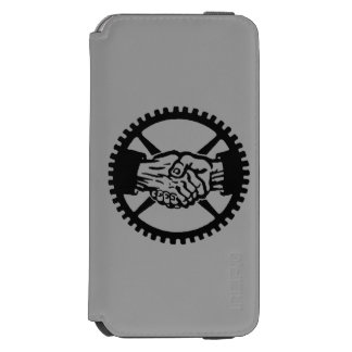 American Labor Party iPhone 6/6s Wallet Case