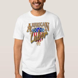 American Labor T Shirt