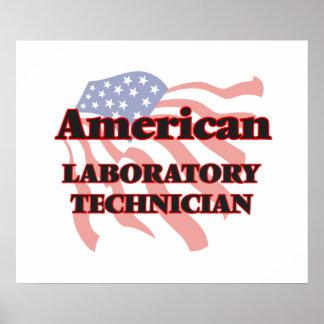 American Laboratory Technician Poster