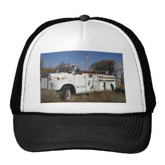 American LaFrance Firetruck Emblem Trucker Hat