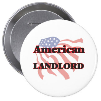 American Landlord 4 Inch Round Button