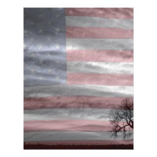 American Landscape Custom Letterhead