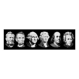 American Leaders Posters
