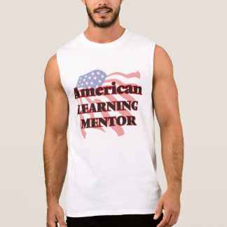 American Learning Mentor Sleeveless Shirt