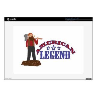 American Legend Skin For Laptop