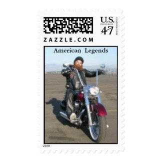 American Legends No. 1 - Customized Postage