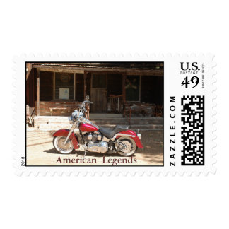 American Legends The West Postage