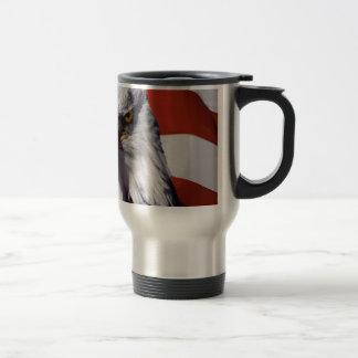 American Legond 15 Oz Stainless Steel Travel Mug