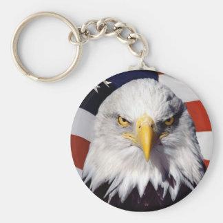 American Legond Keychain
