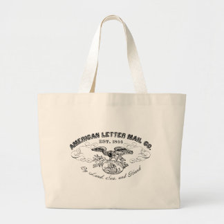 American Letter Mail Company Jumbo Tote Bag