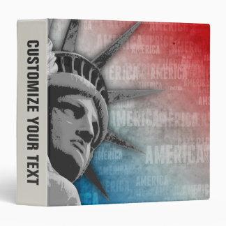 American Liberty 3 Ring Binder