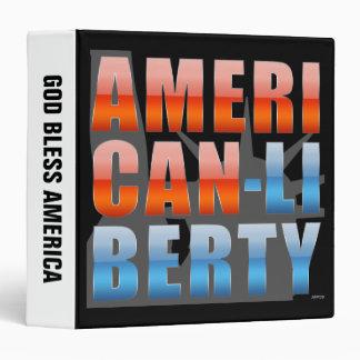 American Liberty Binder