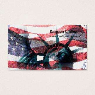 American Liberty Business Card
