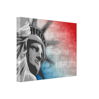 American Liberty Gallery Wrap Canvas