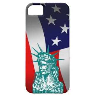 American Liberty Case Cover For iPhone 5/5S