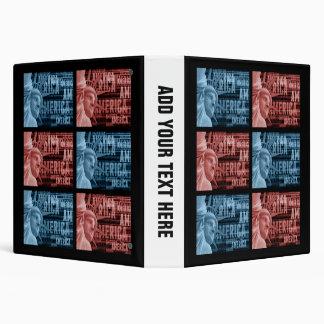 American Liberty Collage Binder