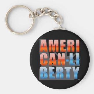 American Liberty Keychain