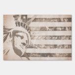 American Liberty Patriot Lawn Signs